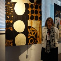 Gallery Talk by Quilt National Artists
