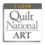 I Love Quilt National Art