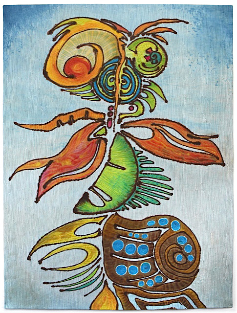 Quilt National Artist Sheila Frampton-Cooper