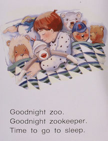 The Zoo in Willy's Bed by Kate Gorman